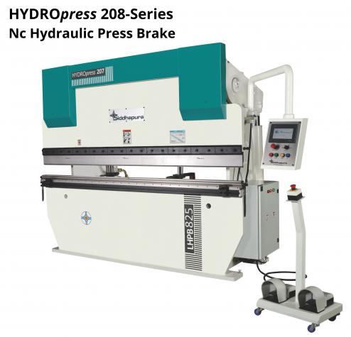HYDROpress 208-Series Nc Hydraulic Press Brake