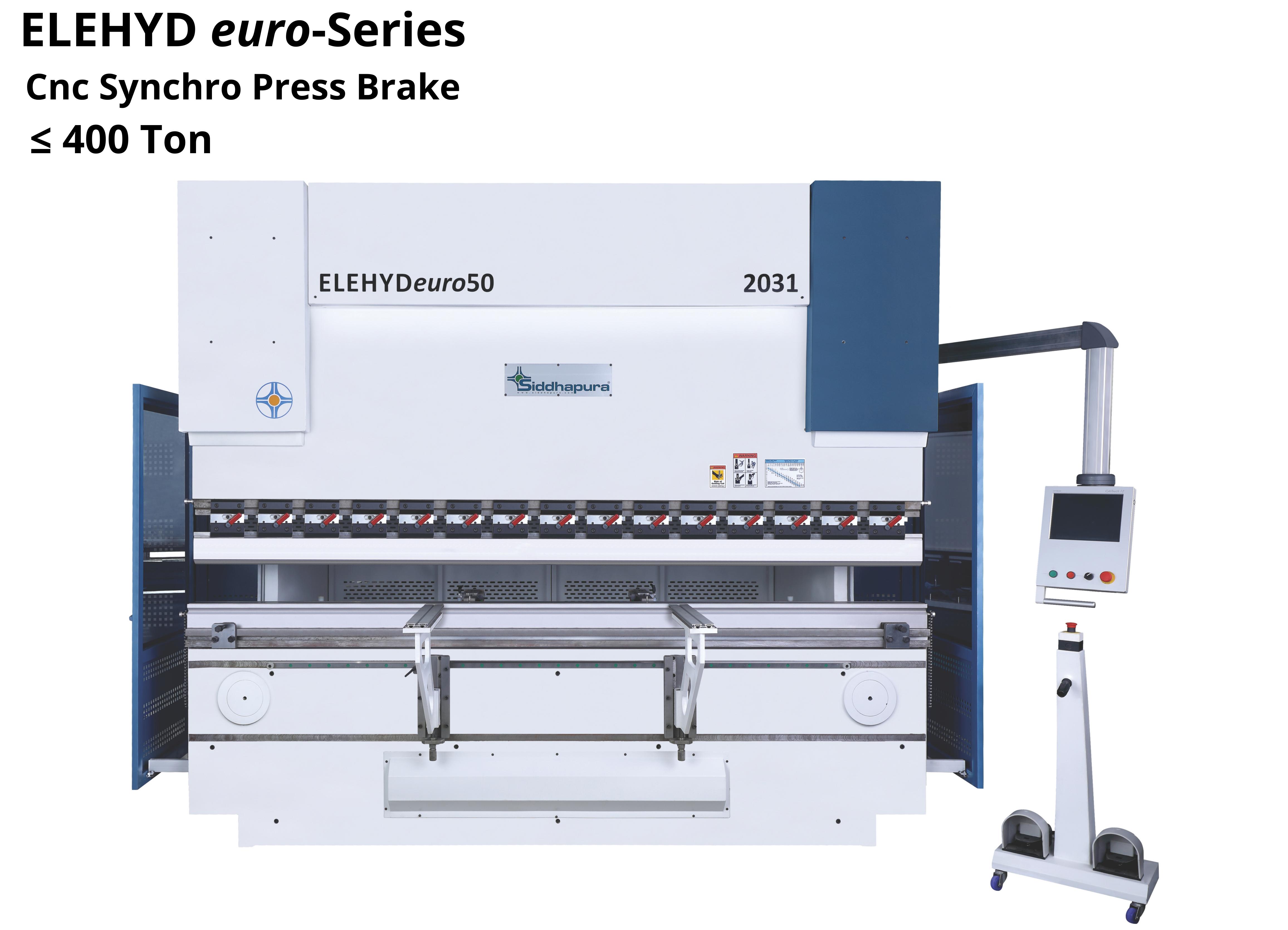 ELEHYD euro-Series Cnc Synchro Press Brake