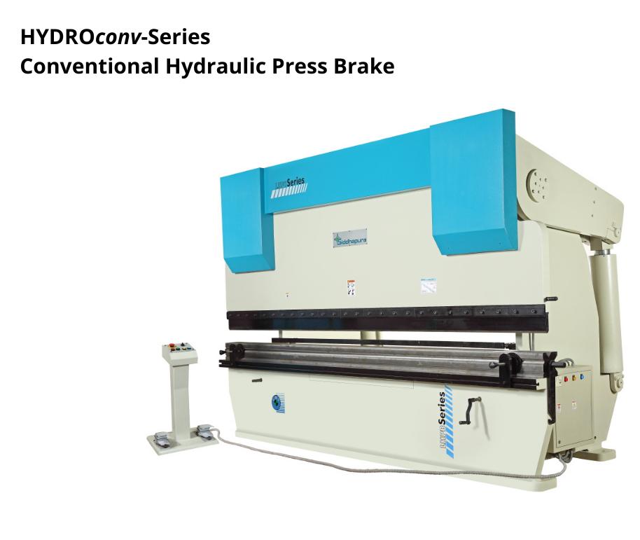 HYDROconv-Series Conventional Hydraulic Press Brake