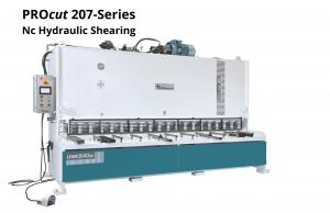 PROcut 207-Series Nc Hydraulic Shearing